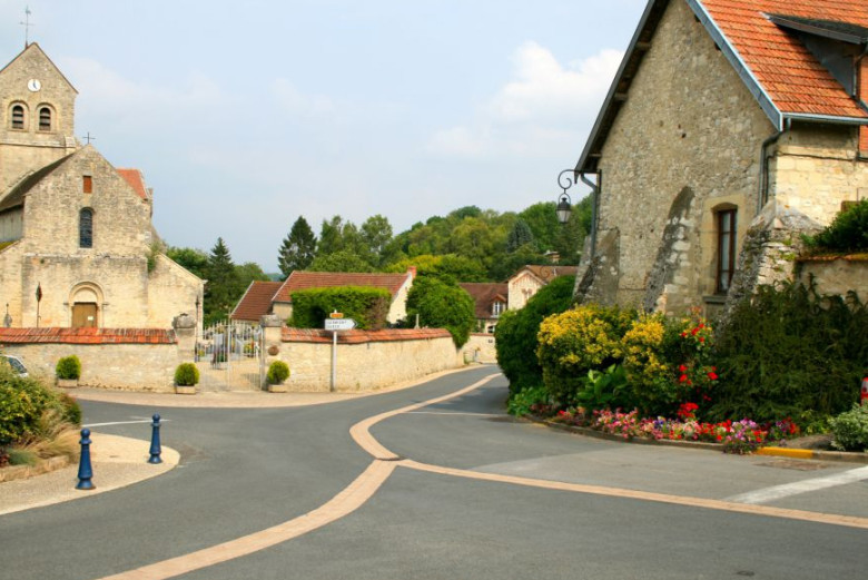 Le village rosnay