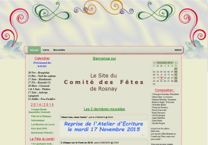 comite rosnay